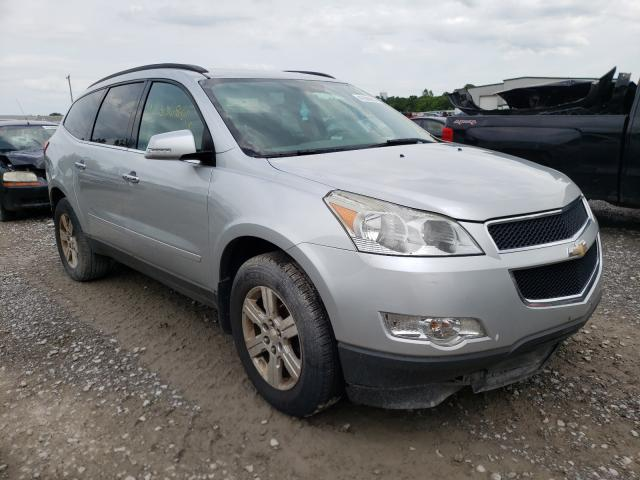 Salvage cars for sale from Copart Leroy, NY: 2011 Chevrolet Traverse L