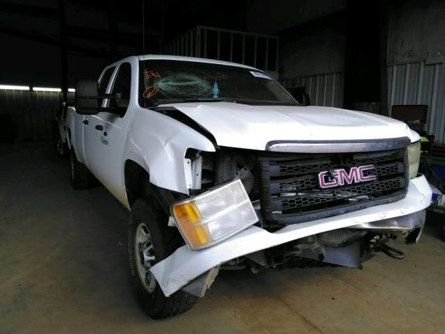 Salvage trucks for sale at Longview, TX auction: 2012 GMC Sierra K25