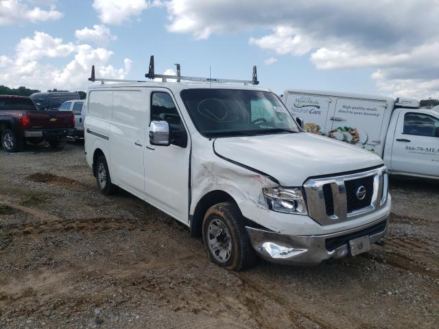 Salvage cars for sale from Copart Gainesville, GA: 2012 Nissan NV 2500