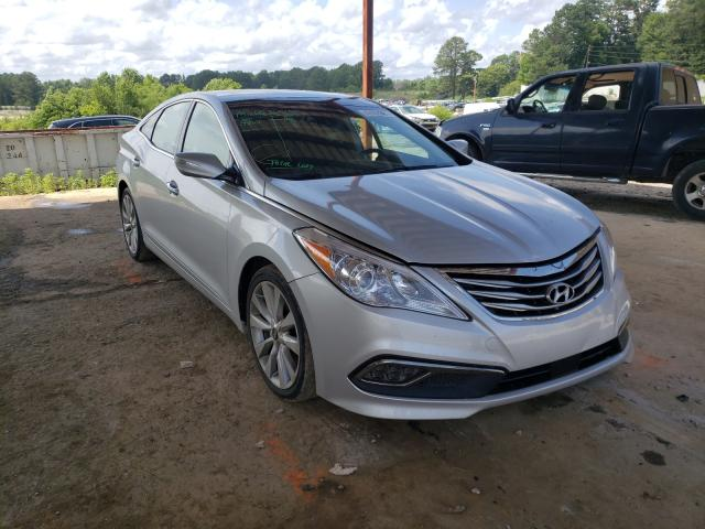 Salvage cars for sale from Copart Fairburn, GA: 2017 Hyundai Azera Limited