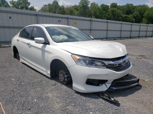 Salvage cars for sale from Copart York Haven, PA: 2017 Honda Accord Sport