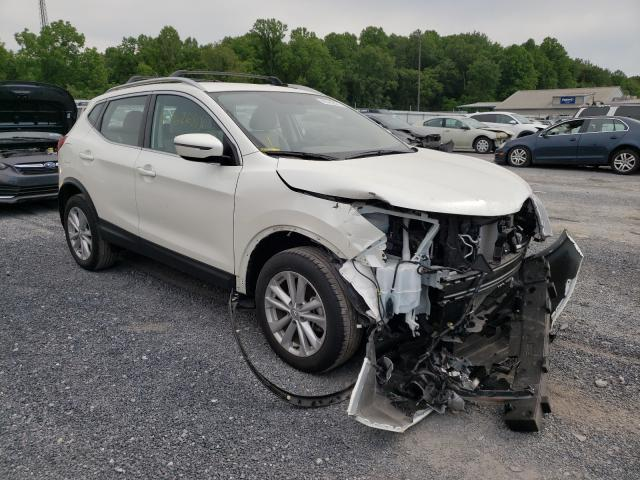 Salvage cars for sale from Copart York Haven, PA: 2018 Nissan Rogue Sport