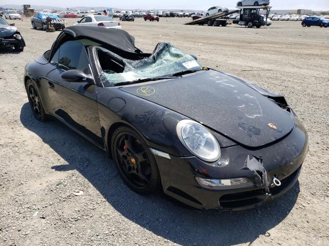 Porsche Vehiculos salvage en venta: 2005 Porsche 911 Carrer