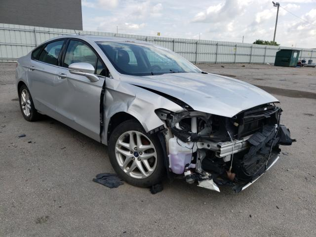 Salvage cars for sale from Copart Lexington, KY: 2013 Ford Fusion SE