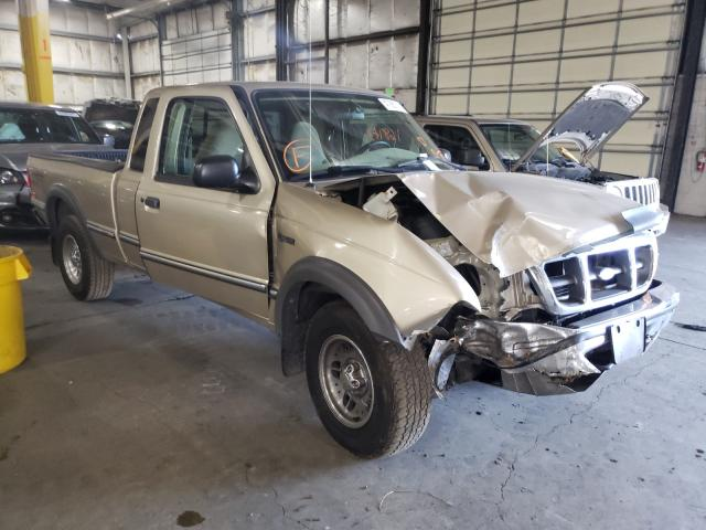 Ford Ranger SUP salvage cars for sale: 2000 Ford Ranger SUP