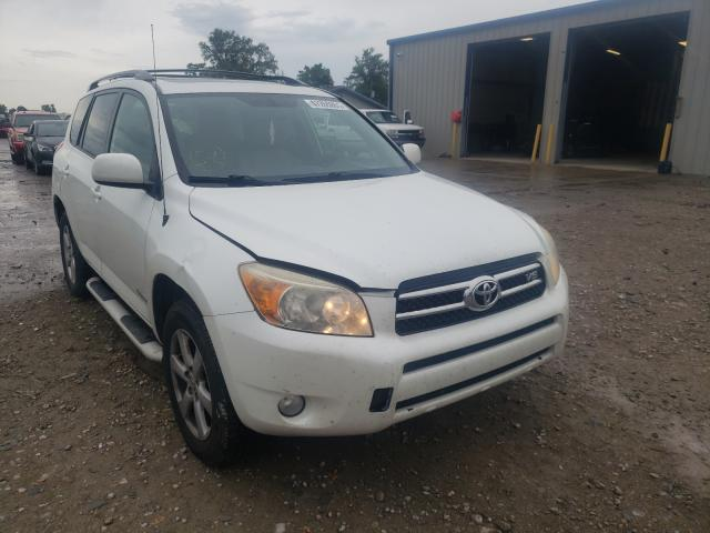 Salvage cars for sale from Copart Sikeston, MO: 2008 Toyota Rav4 Limited
