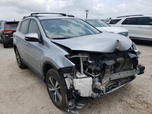 Salvage cars for sale from Copart Houston, TX: 2018 Toyota Rav4 Adven