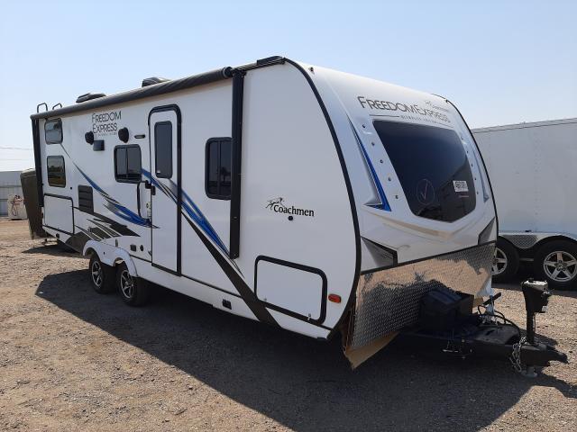Vehiculos salvage en venta de Copart Phoenix, AZ: 2021 Coachmen Freedom EX