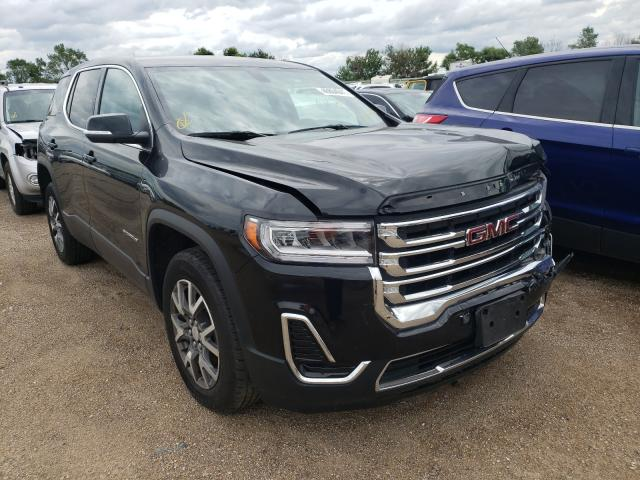 Salvage cars for sale from Copart Pekin, IL: 2020 GMC Acadia SLE