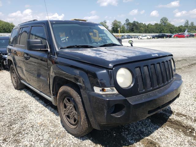 2007 Jeep Patriot SP en venta en Spartanburg, SC