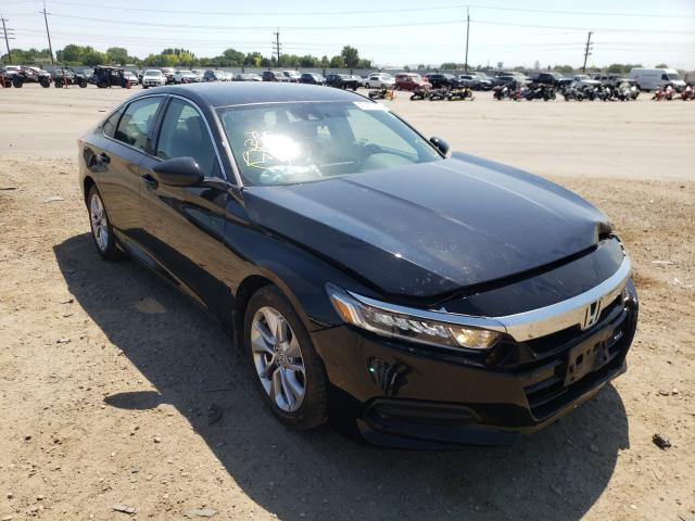 Salvage cars for sale from Copart Nampa, ID: 2019 Honda Accord LX