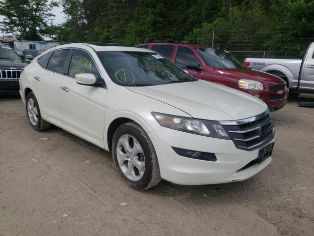 Salvage cars for sale from Copart Northfield, OH: 2012 Honda Crosstour