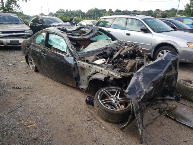 Salvage cars for sale at Baltimore, MD auction: 2011 BMW 335 IS