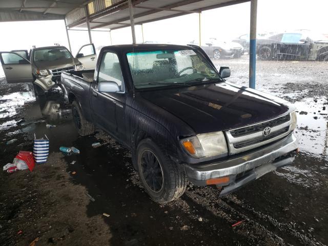 Toyota Tacoma salvage cars for sale: 1999 Toyota Tacoma