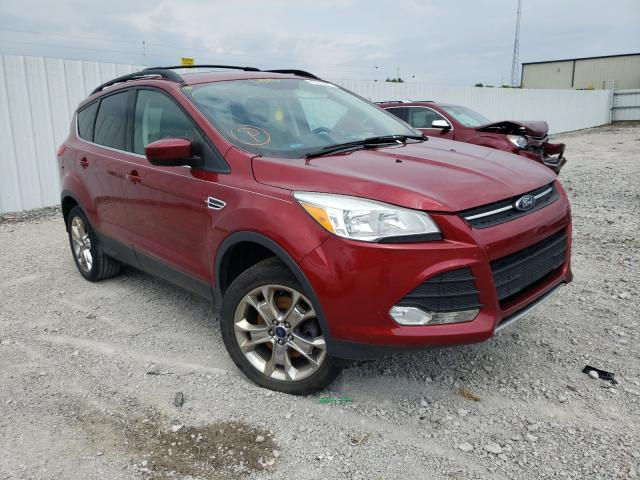 Salvage cars for sale from Copart Lawrenceburg, KY: 2016 Ford Escape SE