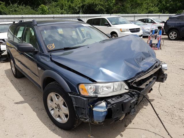 Vehiculos salvage en venta de Copart Glassboro, NJ: 2005 Volvo XC70