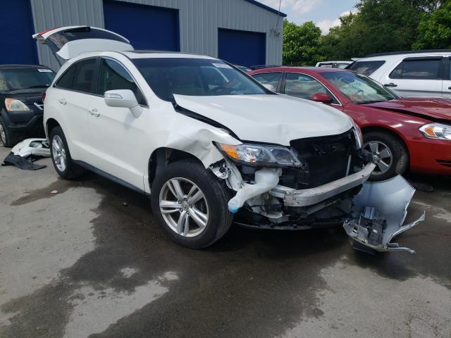 Vehiculos salvage en venta de Copart Glassboro, NJ: 2015 Acura RDX