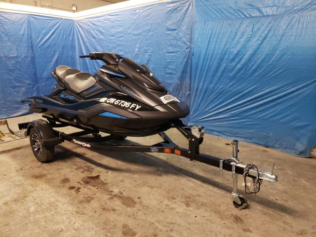 Salvage cars for sale from Copart Northfield, OH: 2020 Yamaha Jetski