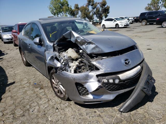 Vehiculos salvage en venta de Copart Martinez, CA: 2012 Mazda 3 I