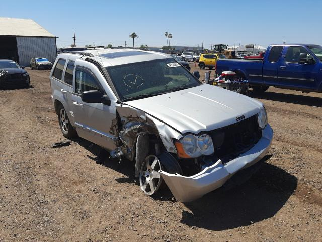 Salvage cars for sale from Copart Phoenix, AZ: 2009 Jeep Grand Cherokee