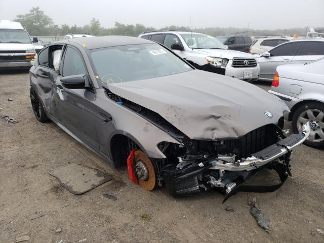 BMW Vehiculos salvage en venta: 2021 BMW M5