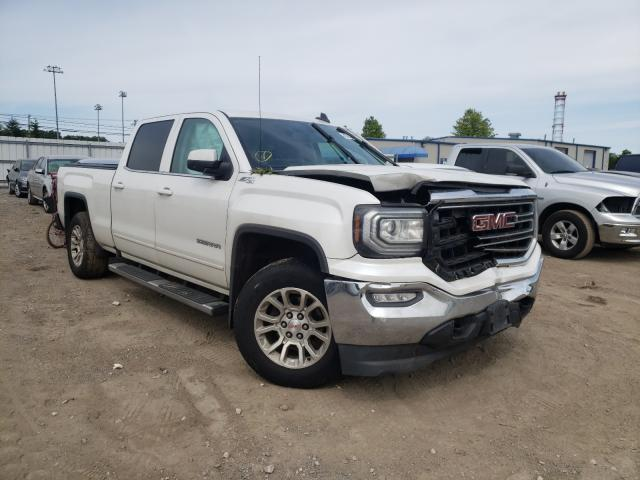Salvage cars for sale from Copart Finksburg, MD: 2016 GMC Sierra K15