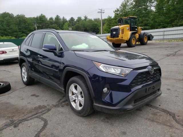 Vehiculos salvage en venta de Copart Exeter, RI: 2019 Toyota Rav4 XLE