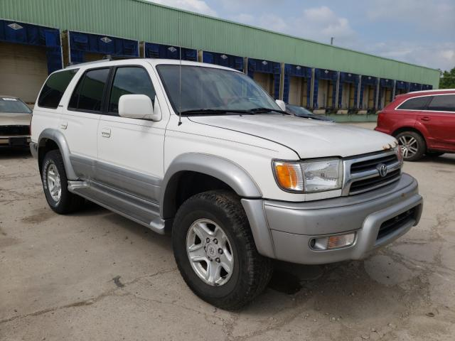 Salvage cars for sale from Copart Columbus, OH: 1999 Toyota 4runner LI