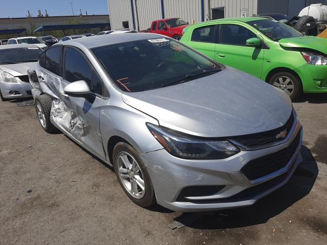 Salvage cars for sale from Copart Las Vegas, NV: 2017 Chevrolet Cruze LT