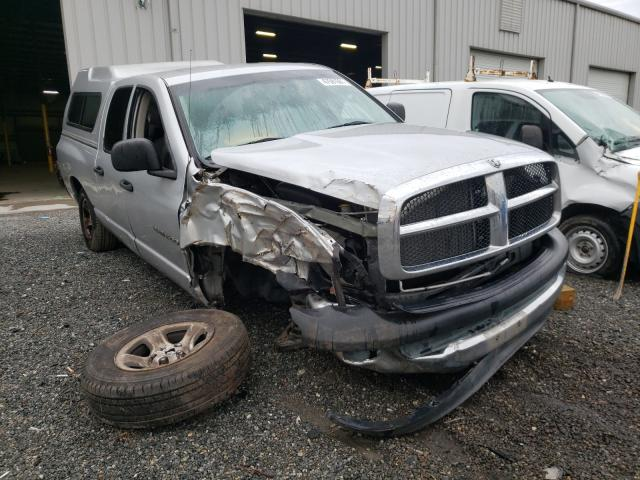 Salvage cars for sale from Copart Jacksonville, FL: 2003 Dodge RAM 1500 S