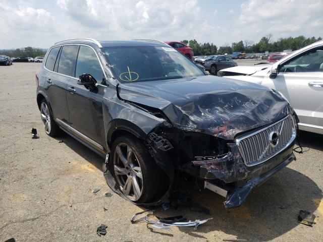 Volvo Vehiculos salvage en venta: 2017 Volvo XC90 T6
