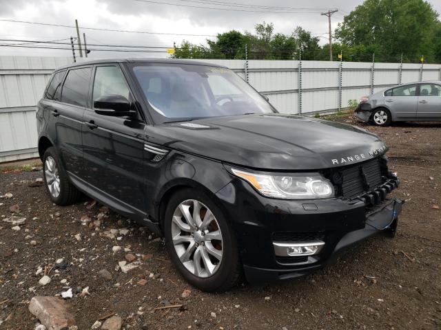 Land Rover Vehiculos salvage en venta: 2016 Land Rover Range Rover