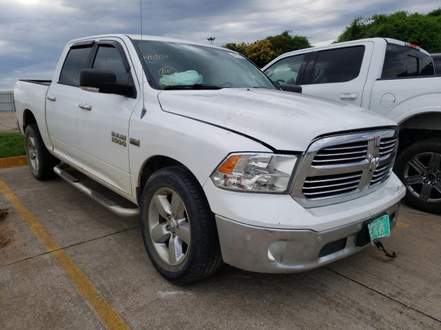 Salvage cars for sale from Copart Oklahoma City, OK: 2014 Dodge RAM 1500 SLT