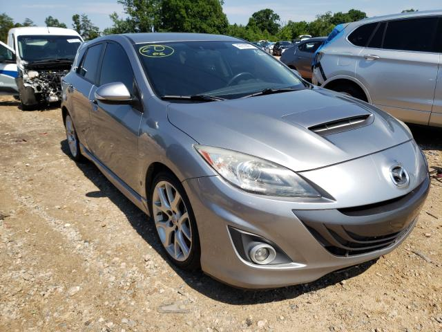 Salvage cars for sale from Copart China Grove, NC: 2012 Mazda Speed 3