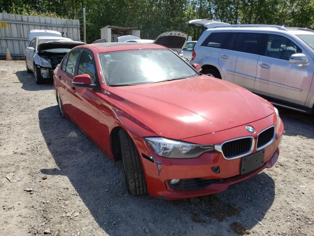 Salvage cars for sale from Copart Arlington, WA: 2013 BMW 328 XI
