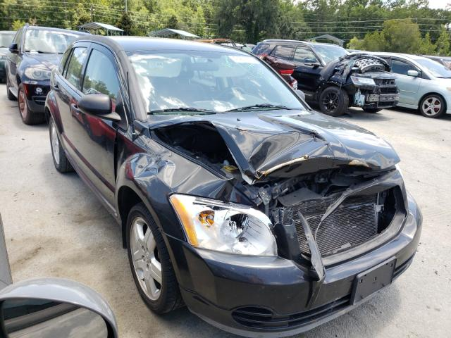 Dodge Caliber salvage cars for sale: 2008 Dodge Caliber