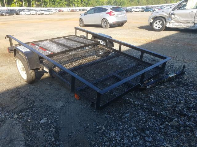 Salvage cars for sale from Copart Mocksville, NC: 2020 Carry-On Util Trailer