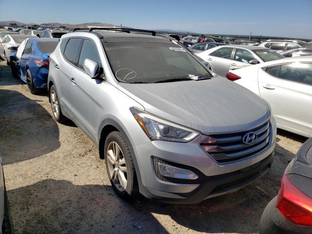 Vehiculos salvage en venta de Copart Martinez, CA: 2015 Hyundai Santa FE S