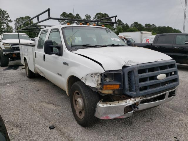 Vehiculos salvage en venta de Copart Loganville, GA: 2007 Ford F350 SRW S