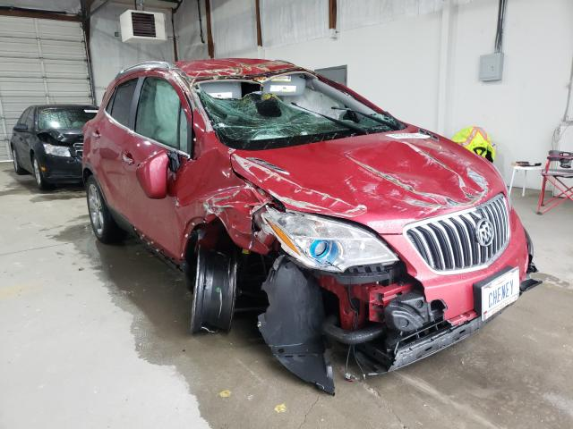 Buick salvage cars for sale: 2013 Buick Encore