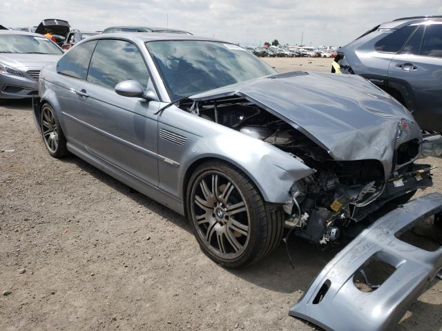 BMW M3 salvage cars for sale: 2004 BMW M3