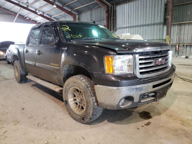 Salvage trucks for sale at Greenwell Springs, LA auction: 2011 GMC Sierra K15