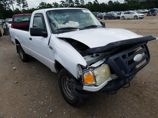 Salvage trucks for sale at Greenwell Springs, LA auction: 2006 Ford Ranger