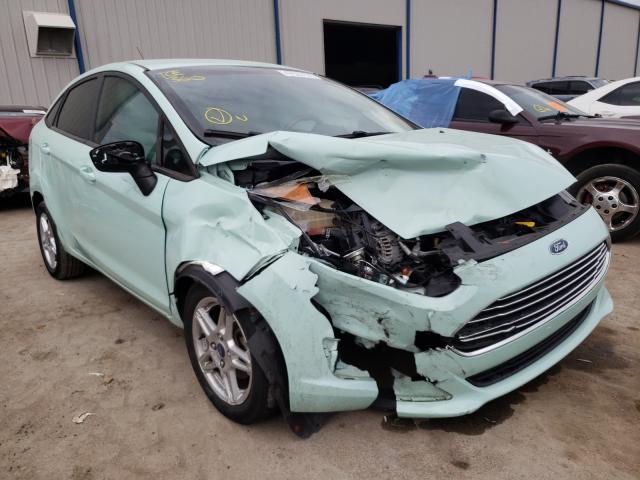 Vehiculos salvage en venta de Copart Apopka, FL: 2017 Ford Fiesta SE