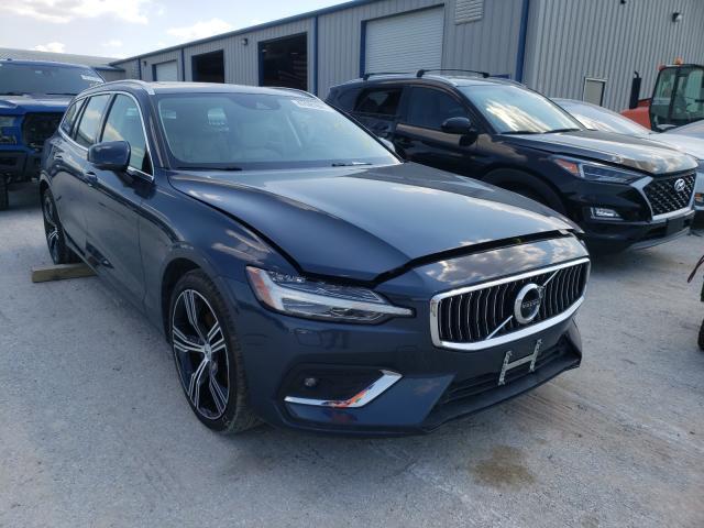 Volvo Vehiculos salvage en venta: 2020 Volvo V60 T5 INS