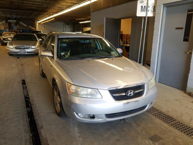 Vehiculos salvage en venta de Copart Wheeling, IL: 2007 Hyundai Sonata SE