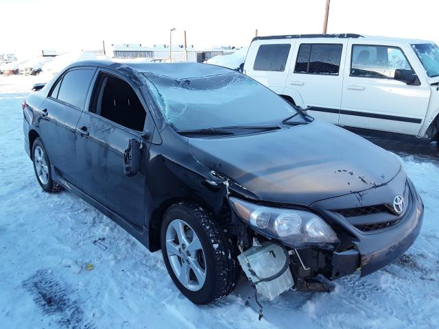 Salvage cars for sale from Copart Anchorage, AK: 2013 Toyota Corolla BA