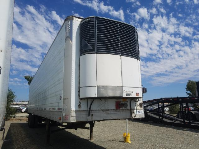 Salvage cars for sale from Copart Antelope, CA: 1997 Utility Trailer