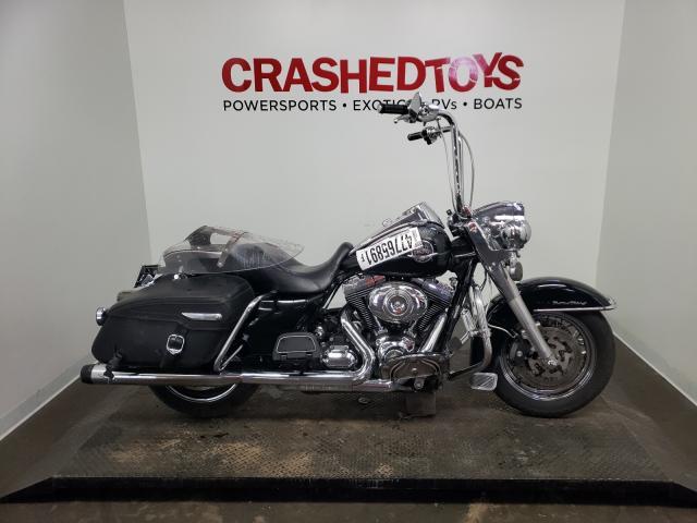 Harley-Davidson salvage cars for sale: 2009 Harley-Davidson Flhrc