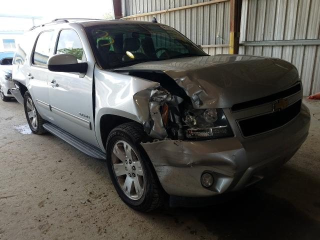 Salvage cars for sale from Copart Greenwell Springs, LA: 2013 Chevrolet Tahoe C150
